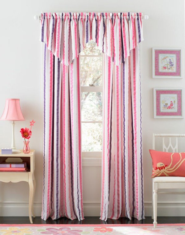 15 Beautiful curtains for living room and tips on choosing them ...
