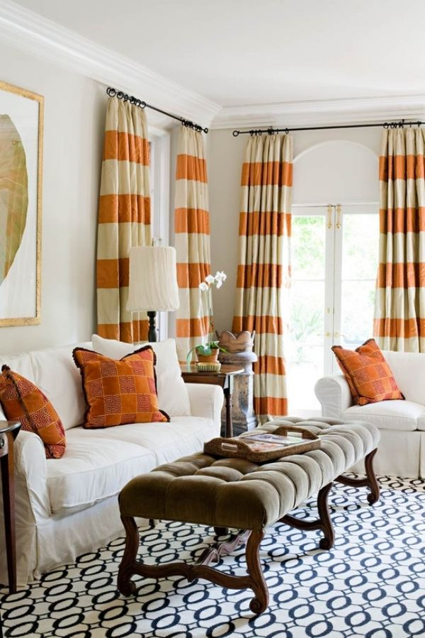 Living Room Curtains Interesting And Creative Ideas