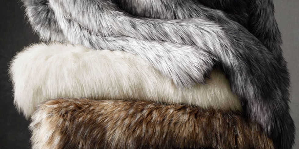 Top 10 Faux Fur Throw Blankets Are Cozy Beyond Belief